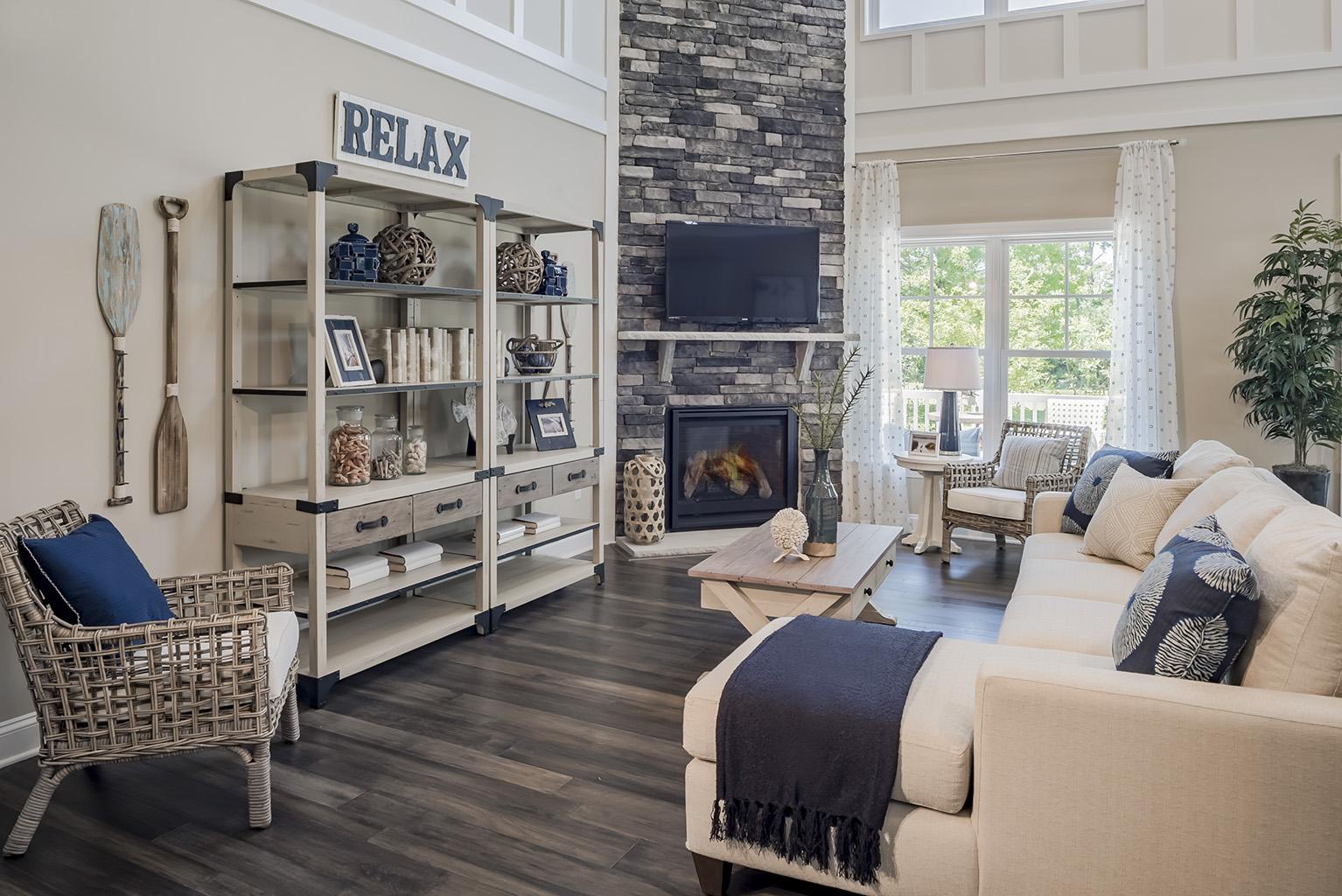WINNER Single Family Home $350,001-$400,000  Insight Homes - Showfiled - Saltaire Model