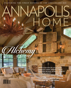 Annapolis Home Magazine Pastoral Retreat 2018