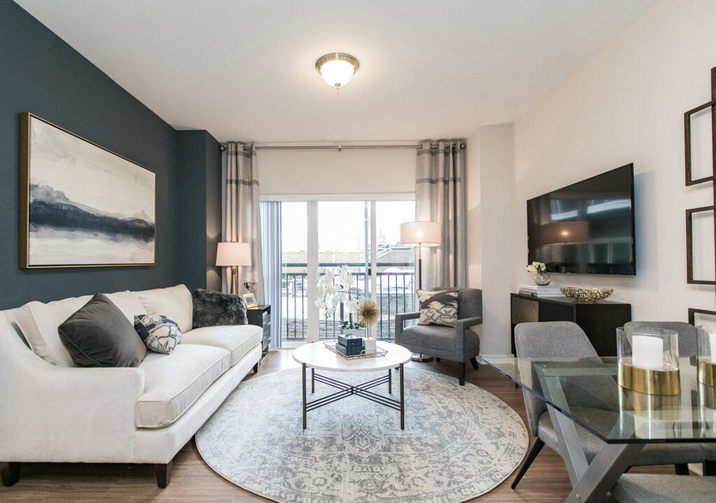 Atapco Properties - Apt Model Unit at Howard Square