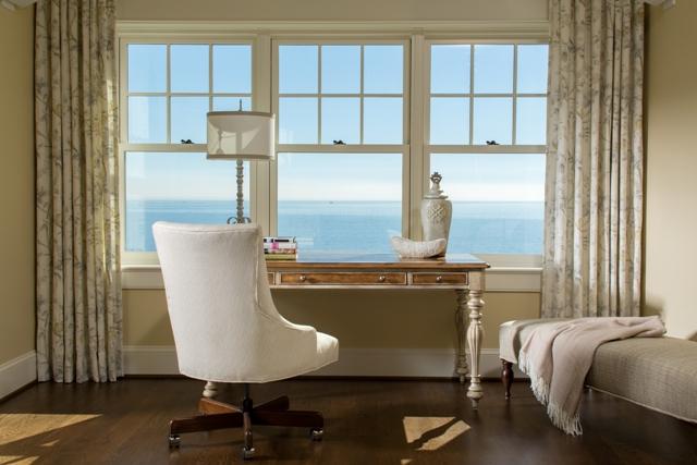 Traditional Coastal Desk
